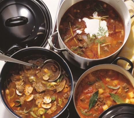 Ukraińskie Zimowe Zupy Smaki Regionów Maryla Musidłowska