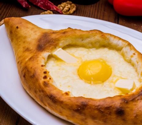 Chaczapuri Gruzinska Pizza Przepisy Magda Gessler Smaki Zycia